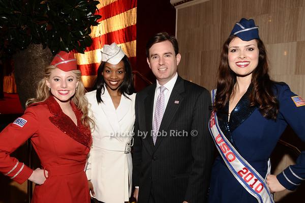 Natalie Loftin Bell, Melissa Vanpelt, Heidi-Marie Ferrren, Brian  Whitting<br /> photo by Rob Rich © 2010 robwayne1@aol.com 516-676-3939