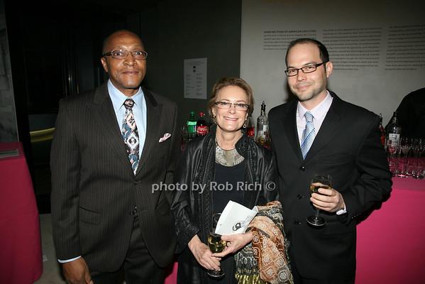 Bismark Irving, Wendy Kaplan, Kevin Olival