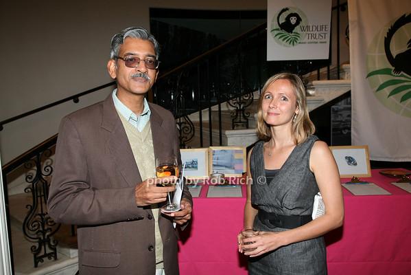 Dr. Raman Sukumar, Katarzyna Nowar