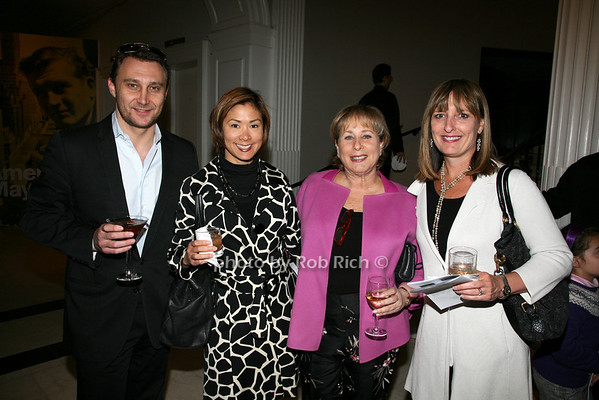 David Aumonier, Ruth Pestana, Ellen Shedlarz, Mary Lee Sachs