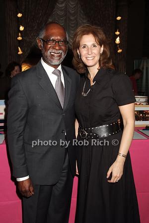 James Gadsden, Jill Galowitz photo by Rob Rich © 2008 robwayne1@aol.com 516-676-3939