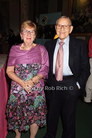 Phyllis Kazen, Herman Kazen photo by Rob Rich © 2008 robwayne1@aol.com 516-676-3939