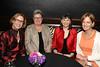 Roslyn Dawson Thompson, Lyssa Jenkins, Gloria Feldt, Judy Morrill<br /> photos by Rob Rich © 2014 robwayne1@aol.com 516-676-3939