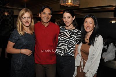 Augusta Hagen-Dillon, Dipak Naker, Zita Witter, Angie Wang photos by Rob Rich © 2014 robwayne1@aol.com 516-676-3939