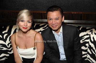 Elodie Fiorio, Victor Lee photos by Rob Rich © 2014 robwayne1@aol.com 516-676-3939
