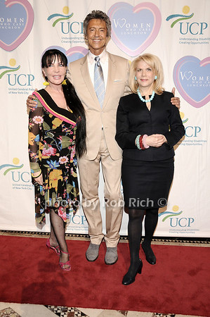 Loreen Arbus, Tommy Tune, Francine Lefrak<br /> photo by Rob Rich © 2010 516-676-3939 robwayne1@aol.com