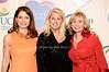 Jeanne Shafiroff, Rita Cosby, Sharon Bush