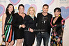 guests, Francine Lefrak, Timothy Mandala, Loreen Arbus<br /> photo by Rob Rich © 2010 516-676-3939 robwayne1@aol.com