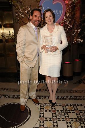 William White, Dr. Pamela Gallin <br /> photo by Rob Rich © 2010 516-676-3939 robwayne1@aol.com