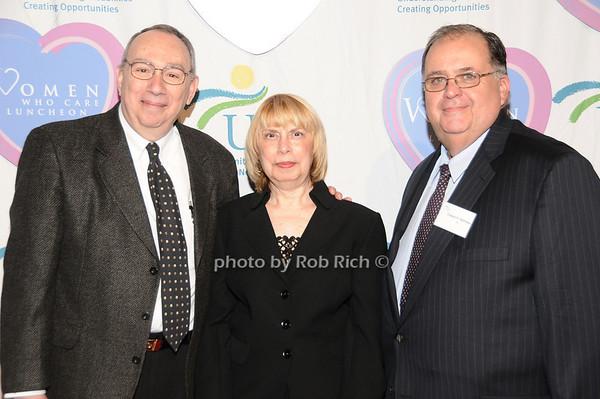 Gary Geresi, Anita Geresi, Ed Matthews<br /> photo by Rob Rich © 2010 516-676-3939 robwayne1@aol.com