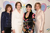 Linda Kaplan Thaler, Pamela Gallin, Loreen Arbus, JoanAnn Natola<br /> photo by Rob Rich © 2010 516-676-3939 robwayne1@aol.com