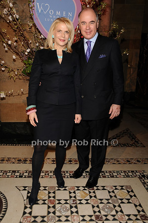 Francine Lefrak, Rick Friedberg<br /> photo by Rob Rich © 2010 516-676-3939 robwayne1@aol.com