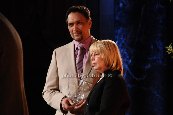 Jimmy Smits, Anita Geresi<br /> photo by Rob Rich © 2010 516-676-3939 robwayne1@aol.com
