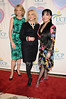 Paula Zahn, Francine Lefrak, Loreen Arbus<br /> photo by Rob Rich © 2010 516-676-3939 robwayne1@aol.com
