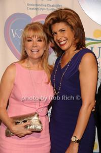 Kathy Lee Gifford, Hoda Kotb  photo by Rob Rich © 2010 516-676-3939 robwayne1@aol.com