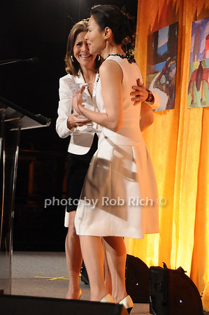 Meredith Vieira, Ann Curry<br /> photo by Rob Rich © 2010 516-676-3939 robwayne1@aol.com
