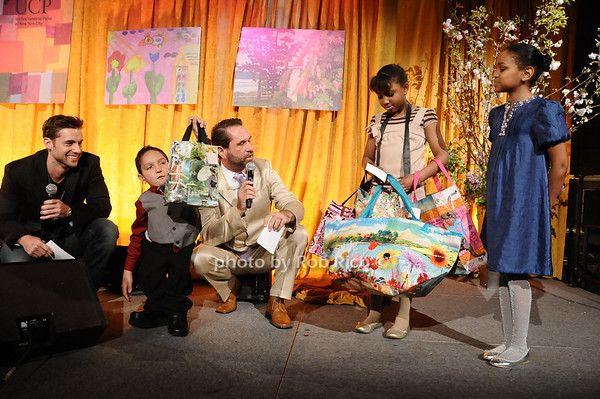 "Timothy Mandala, Otoniel ""Otto""Trujillo, William White, Sasha Stewart Coleman,   Eden Nicole Smith <br /> photo by Rob Rich © 2010 516-676-3939 robwayne1@aol.com"