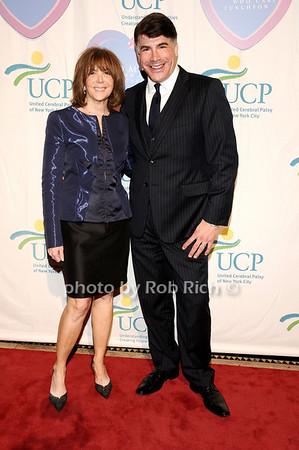 Linda Kaplan Thaler, Bryan Batt<br /> photo by Rob Rich © 2010 516-676-3939 robwayne1@aol.com