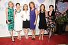 Francine Lefrak, Paula Zahn, Ann Curry, Meredith Vieira, Hoda Kotb, Natalie Morales, Loreen Arbus <br /> photo by Rob Rich © 2010 516-676-3939 robwayne1@aol.com