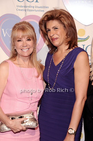 Kathie Lee Gifford, Hoda Kotb<br /> photo by Rob Rich © 2010 516-676-3939 robwayne1@aol.com