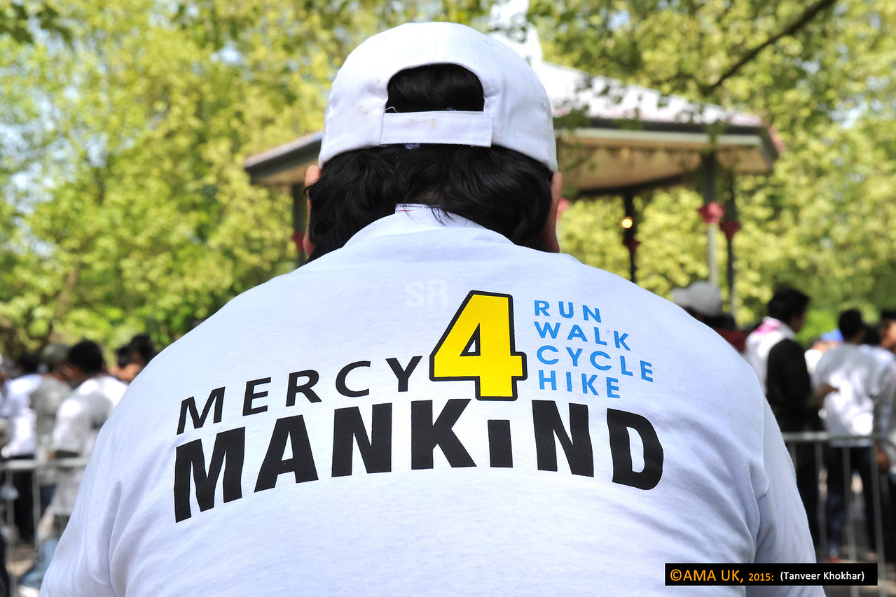Money was raised for a number of charities. In total over £360,000 was raised from just this event! See www.mercyformakind.org