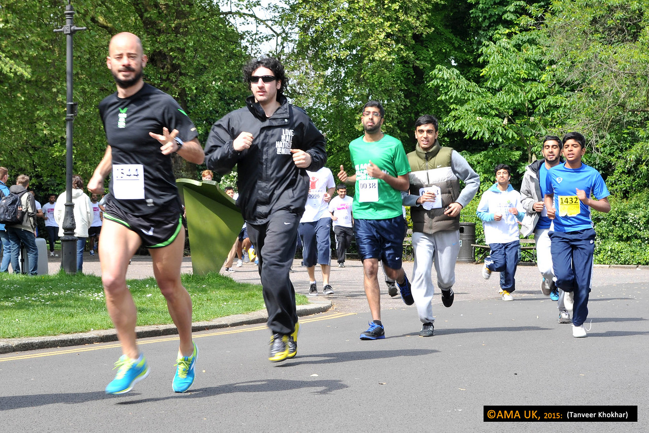 Charity challenge - a greta way to keep fit and raise money for many causes
