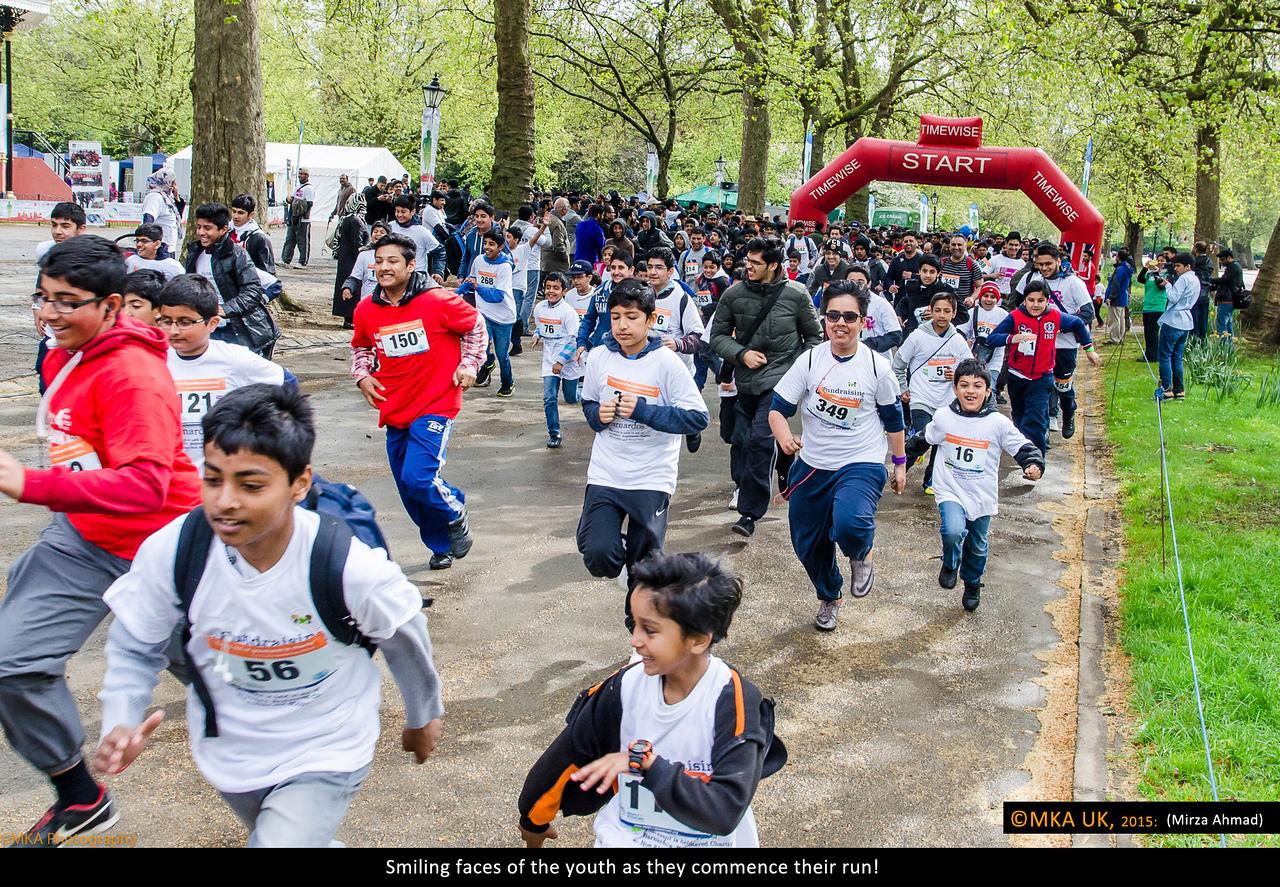MKA Charity Challenge Hyde Park London-37