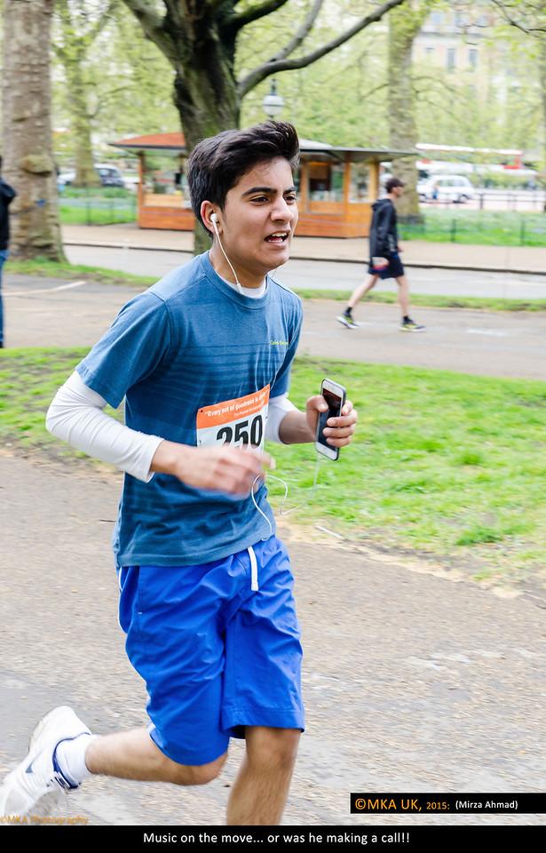 MKA Charity Challenge Hyde Park London-48