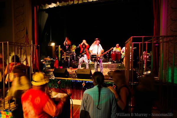 2012 Cowboy Cab - Bell Bottom Bash - Saturday Night