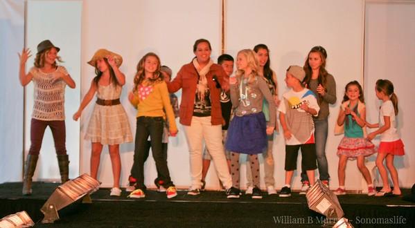2012 Fashion Show Boys & Girls Club Sonoma