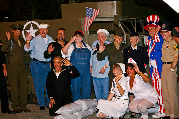 Dancing for the Troops 2009