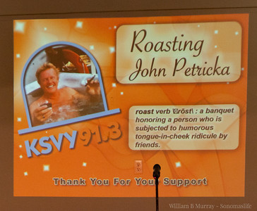 KSVY 91.2 Roasting John Petricka 2017