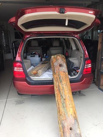 2018 06-04 Mark's Bench TOTAL restoration