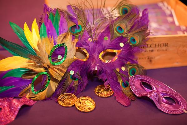 2012 Lupus Foundation Mardi Gras Gala