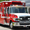 Debbie Blank | The Herald-Tribune<br /> In the 2 p.m. July 9 Summerfest parade, a Batesville Fire and Rescue Department ambulance was joined by several city fire trucks along with rescue vehicles from Morris, Oldenburg, Sunman, Metamora and New Point.