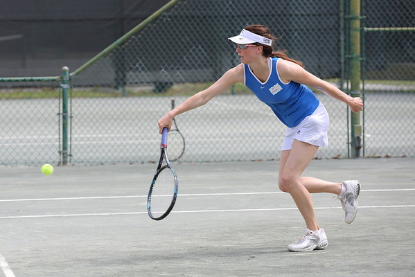 Charlotte Christian Tennis Tournament 2014