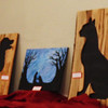 Debbie Blank | The Herald-Tribune<br /> Many handcrafted and donated items for the live and silent auctions.