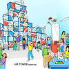 "Drawing courtesy of MindSplash and KidZibits<br /> The overall themes and individual components for the exhibit areas, such as Air Power, came from months of market research and planning. ""Through our market analysis, we have determined the need for a facility that is a total of 15,000 square feet,""  according to the president."