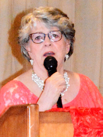 Debbie Blank | The Herald-Tribune<br /> The foundation's Linda S. Phaneuf Women's Fund is named after this former employee, who praised Ripley County for being a very giving community.
