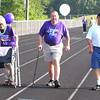 Diane Raver | The Herald-Tribune<br /> At least 100 cancer survivors bonded during the experience.