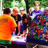 Debbie Blank | The Herald-Tribune<br /> Participants check in at the registration table.