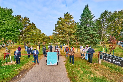 19   SGI Cherry Tree Dedication Loring Park MN  10-2-2020
