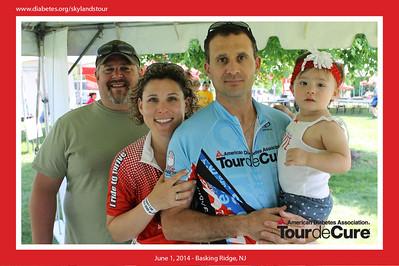 American Diabetes Association NJ Skylands Tour de Cure