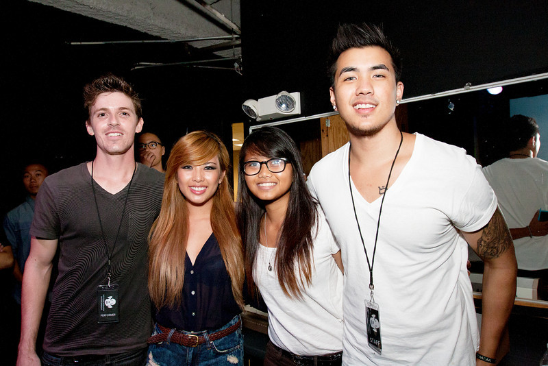 Kenny, Chantelle Truong, Joseph Vincent