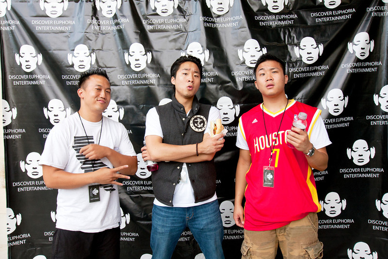 DJ eTunes and The Fung Brothers