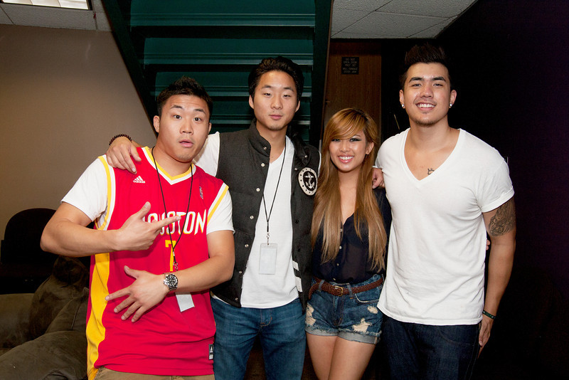 The Fung Brothers, Chantelle Truong, Joseph Vincent