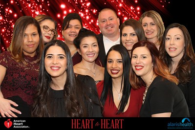 Heart to Heart Fundraiser by Alaris Health Centers