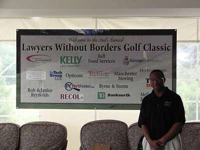 June 10, 2005 Lawyers Without Borders Golf Charity Classic