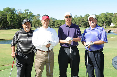 Rusk Athletic Golf Tournament 2010