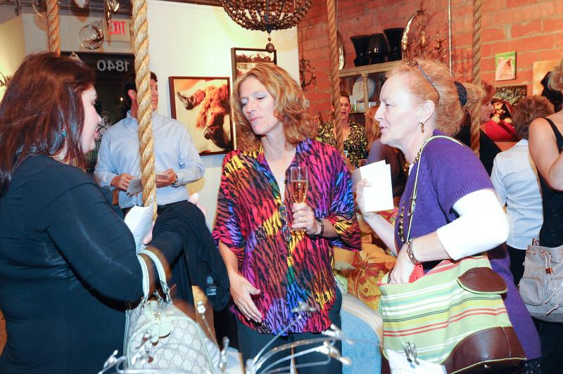 Tracy Allen, April Murphy, Ann Knight